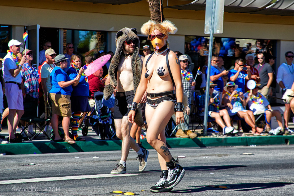 Palm Springs Pride Parade