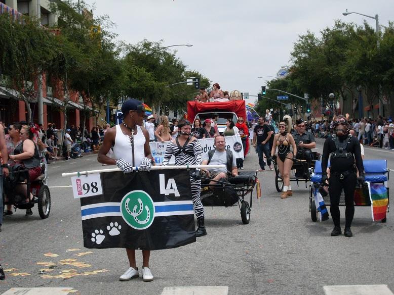 CSW Pride Parade 21