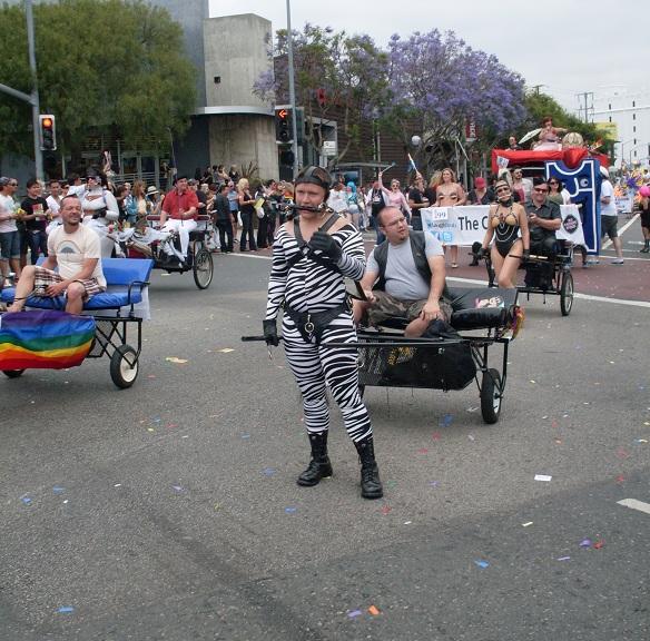 CSW Pride Parade 22