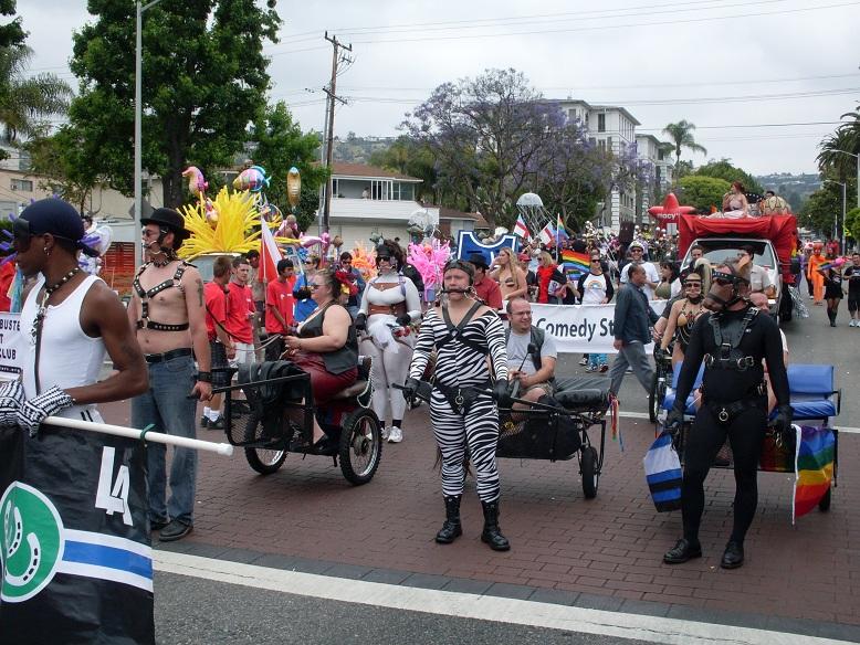 CSW Pride Parade 08