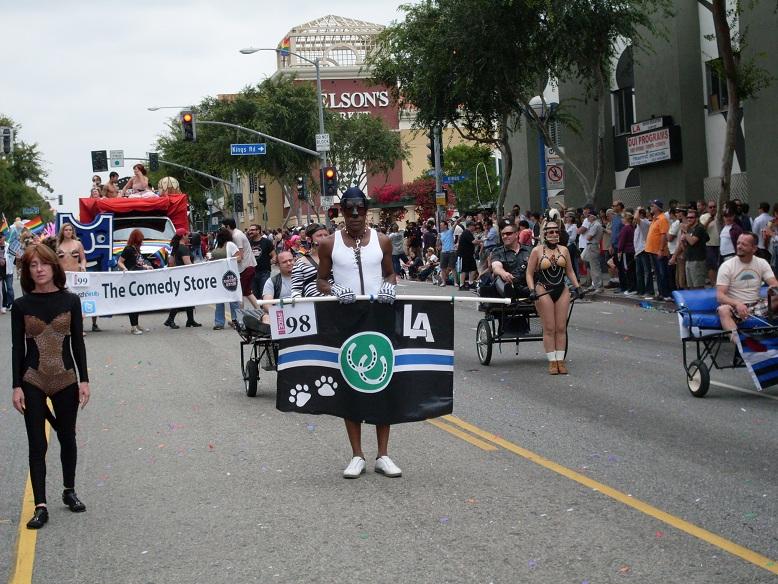 CSW Pride Parade 17