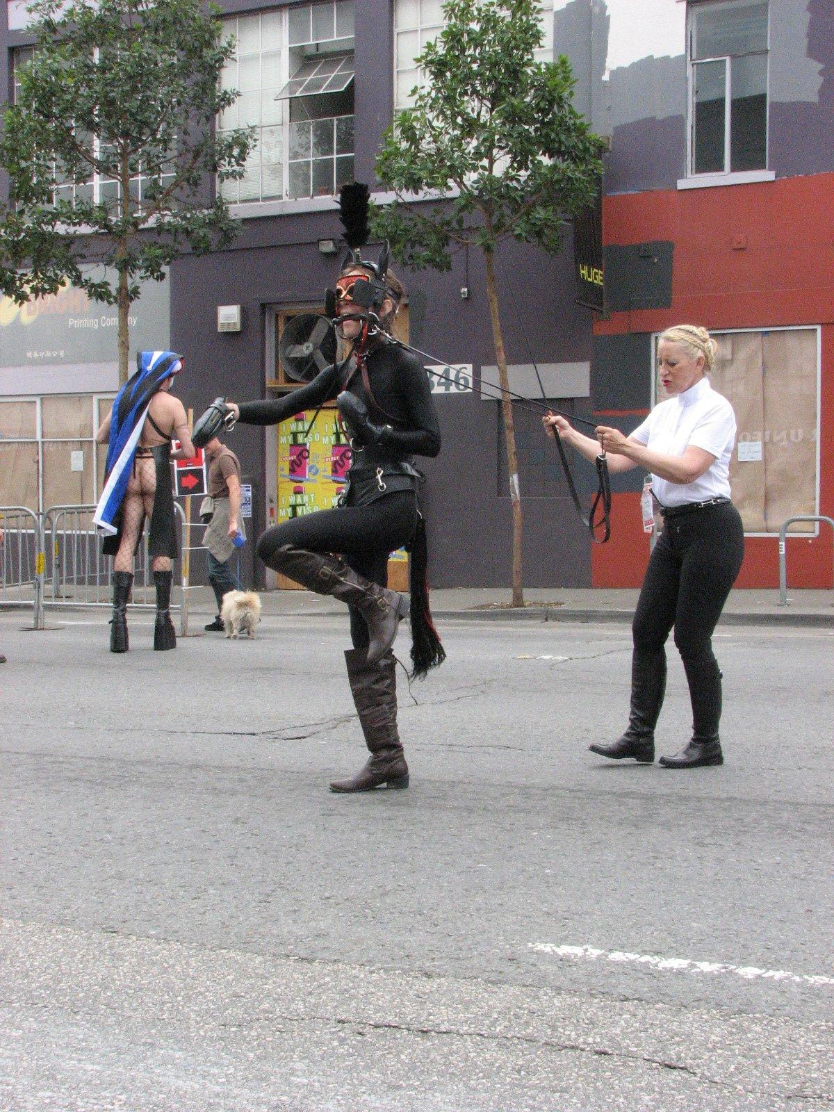Folsom Street Fair 2013