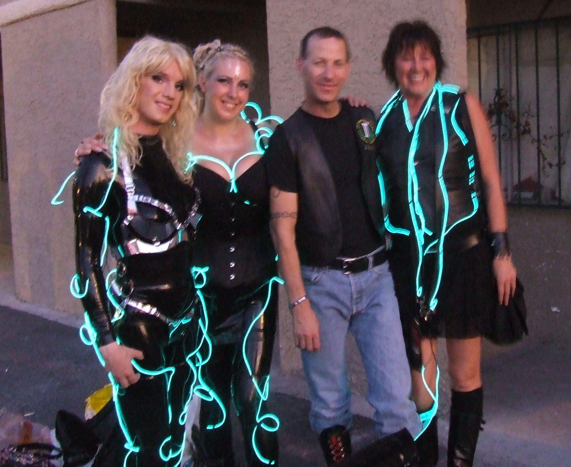 guests  Las Vegas Pride Parade 2011
