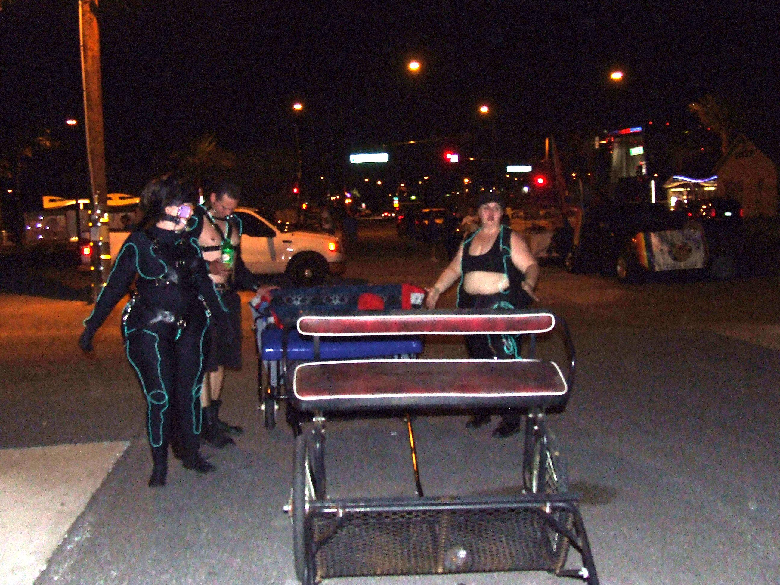 nite  Las Vegas Pride Parade 2011