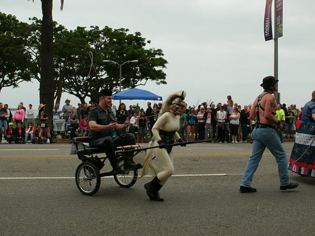 Long Beach Pride Parade 2011
