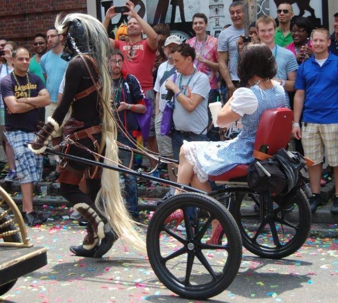 Philadelphia Pride Parade 2013 04