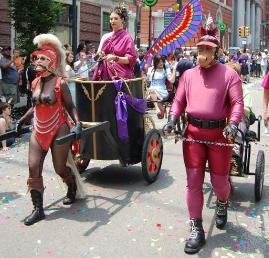 Philadelphia Pride Parade 2013 06