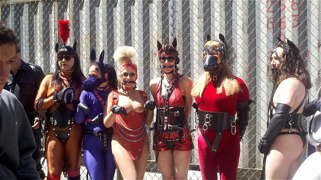 SF pride parade 2011