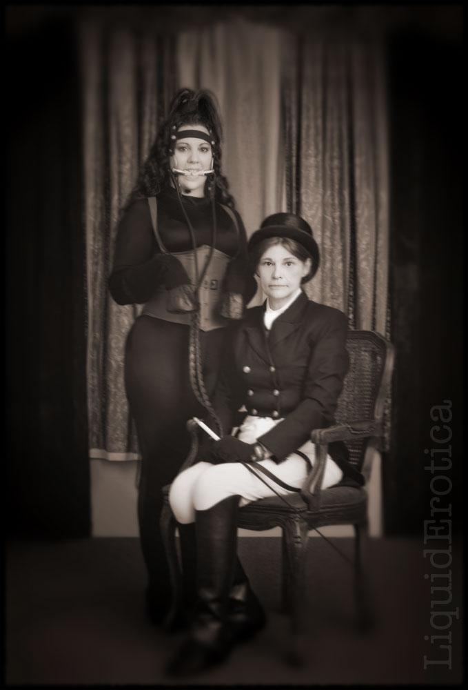Mistress Raffi and Pippa