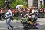 Tindala and Miss Vonn, SF Pride Parade 2010